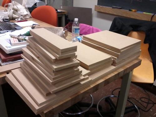 Shelf Pieces!~